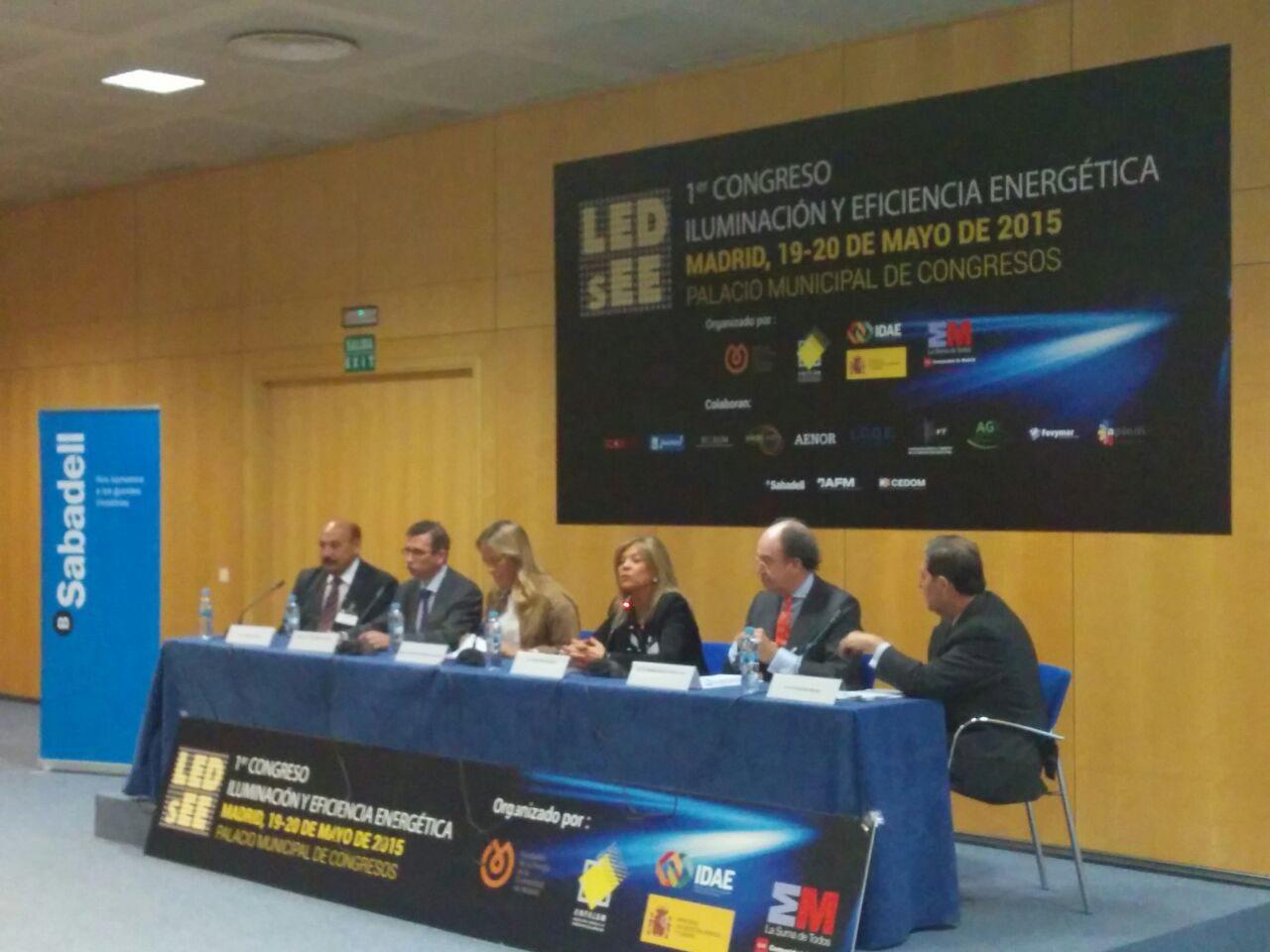 LEDSEE II y el Primer Congreso de la Iluminación y la Eficiencia Energética, citas irrenunciables para el sector