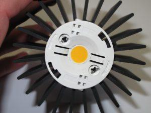 2. Ejemplo de montaje de P2F para orificios ciegos