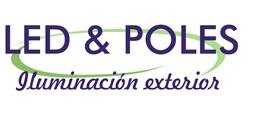logo LED POLES
