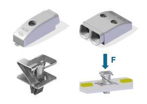 Conectores Miniflex y Push to Fix SMD de BJB