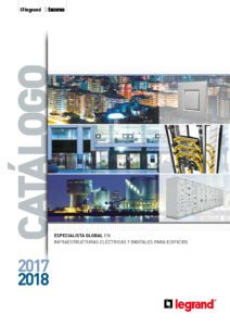 Catalogo General 2017 2018 Legrand Group ES
