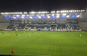 Sports MTK Stadium Budapest Hungary OMNIblast Schreder 203530