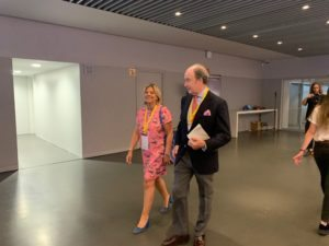 Inauguración de TRANSFORMING LIGHTING 2019