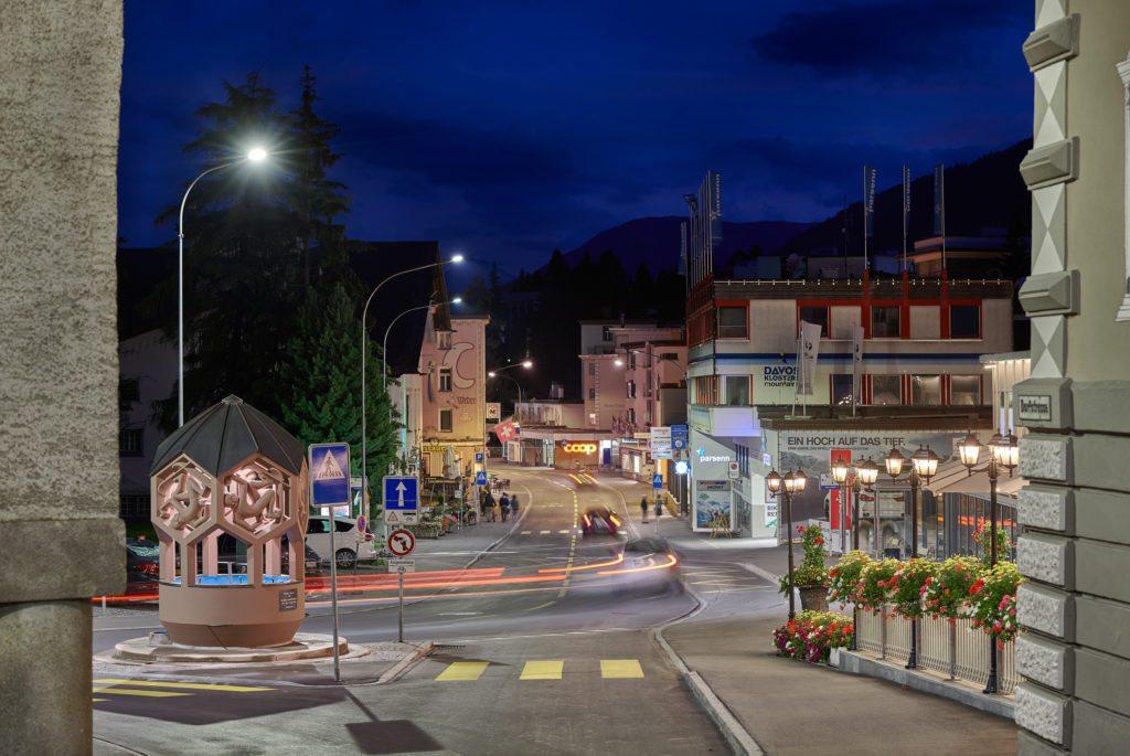 Ciudad de Davos