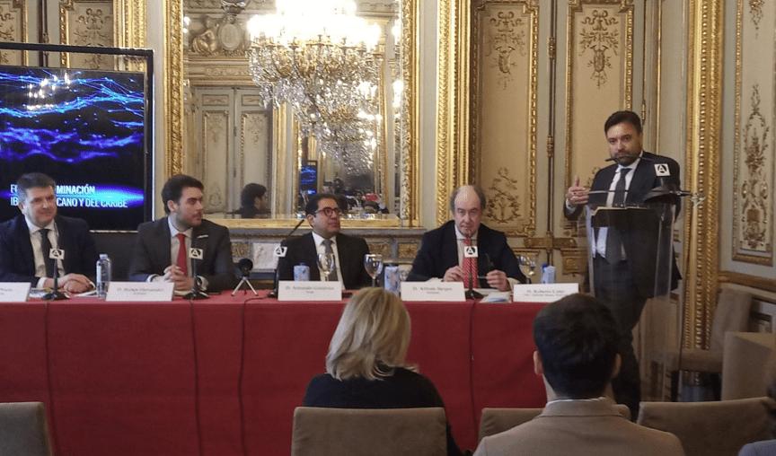Presentación del Foro de Iluminación Iberoamericano y del Caribe, FIIC.