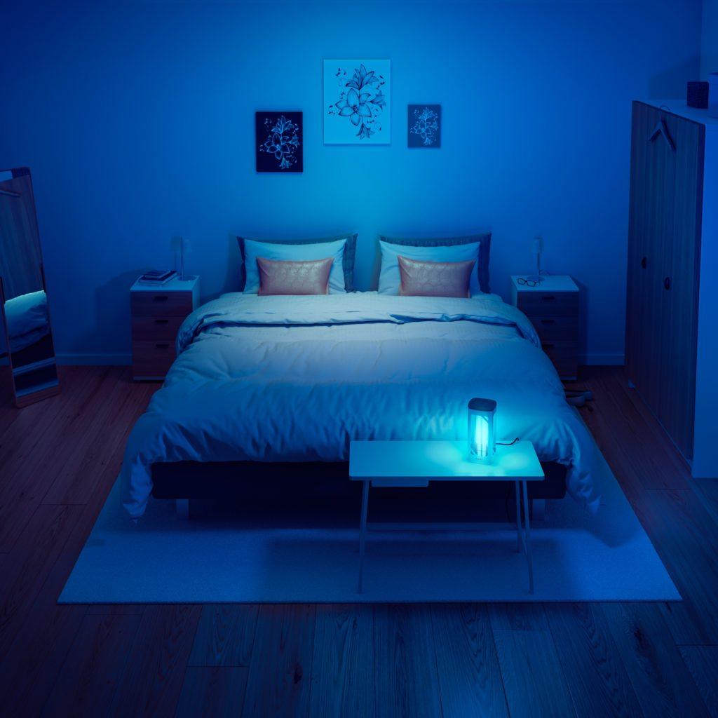 UV-C-B2C-Bedroom_on